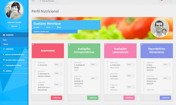 Software para Nutricionistas – NutriSoft Brazil