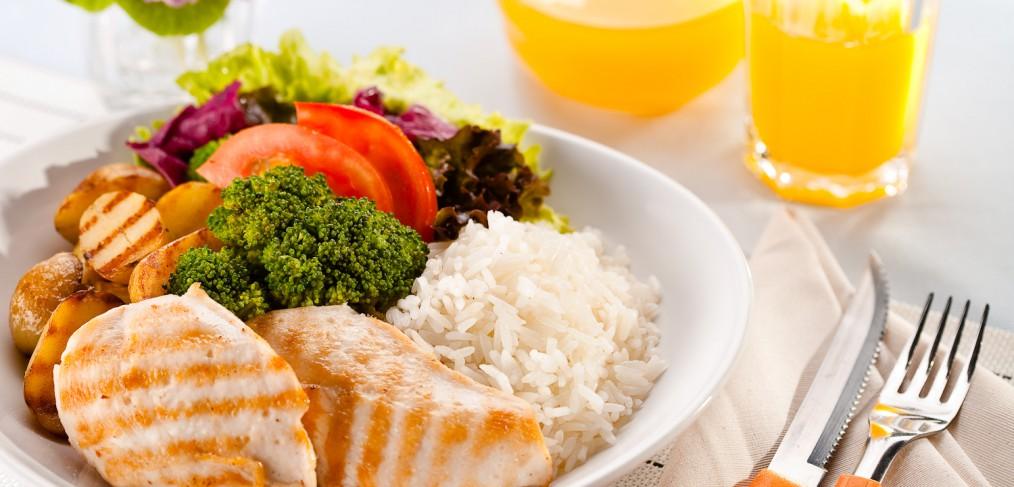 dieta saudavel cardapio simples