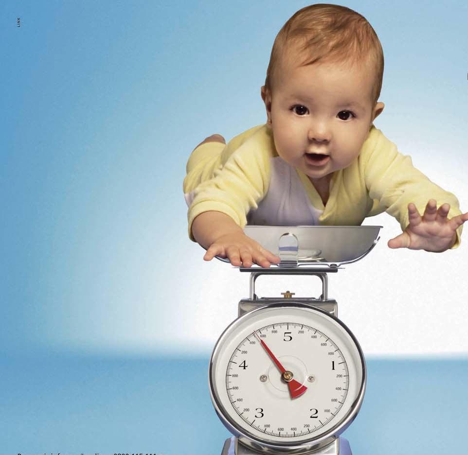 Avaliação nutricional infantil 4